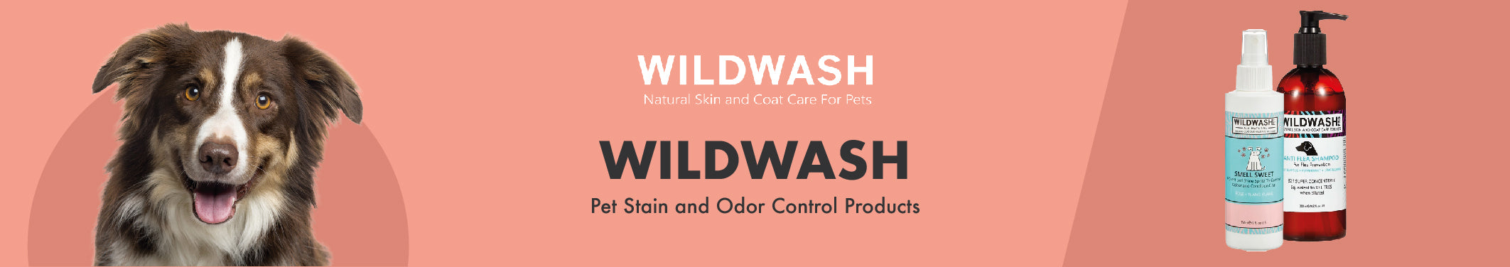 Wildwash Pet Stain and Odor Remover