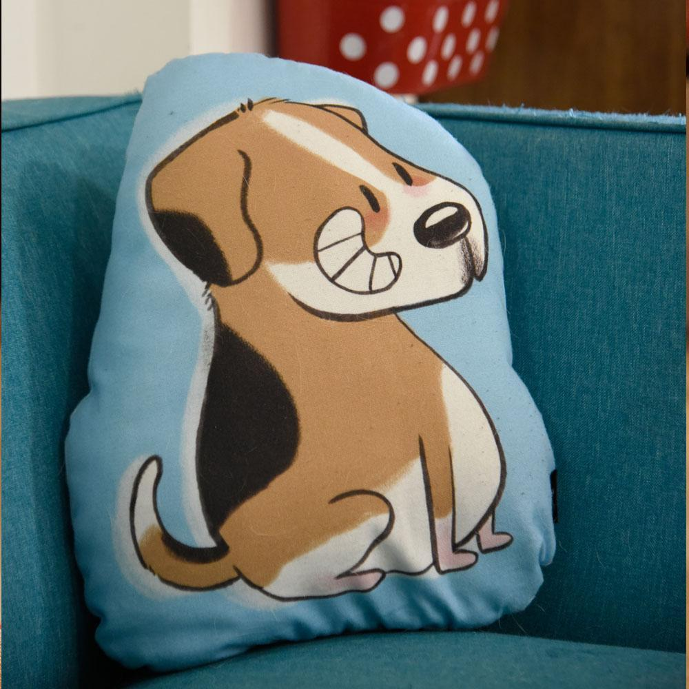 HUFT Cushions Doggie's Day Out