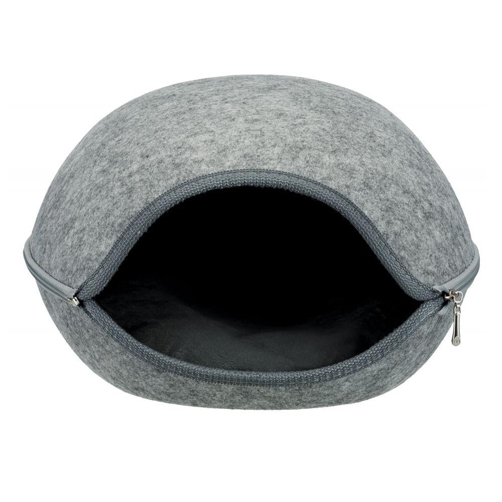 Trixie Luna Cuddly Cave Cat Bed (16x18x10 inches)