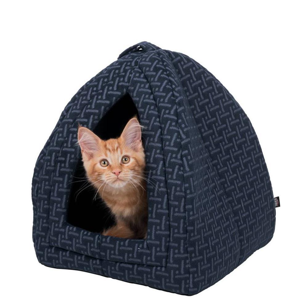 Trixie Ferris Cuddly Cave Cat Bed (13x13x17 inches)