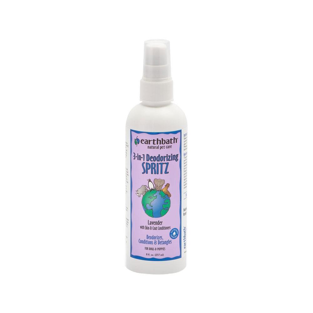 Earthbath 3 In 1 Deodorizing Spritz Dog Skin and Coat Conditioner