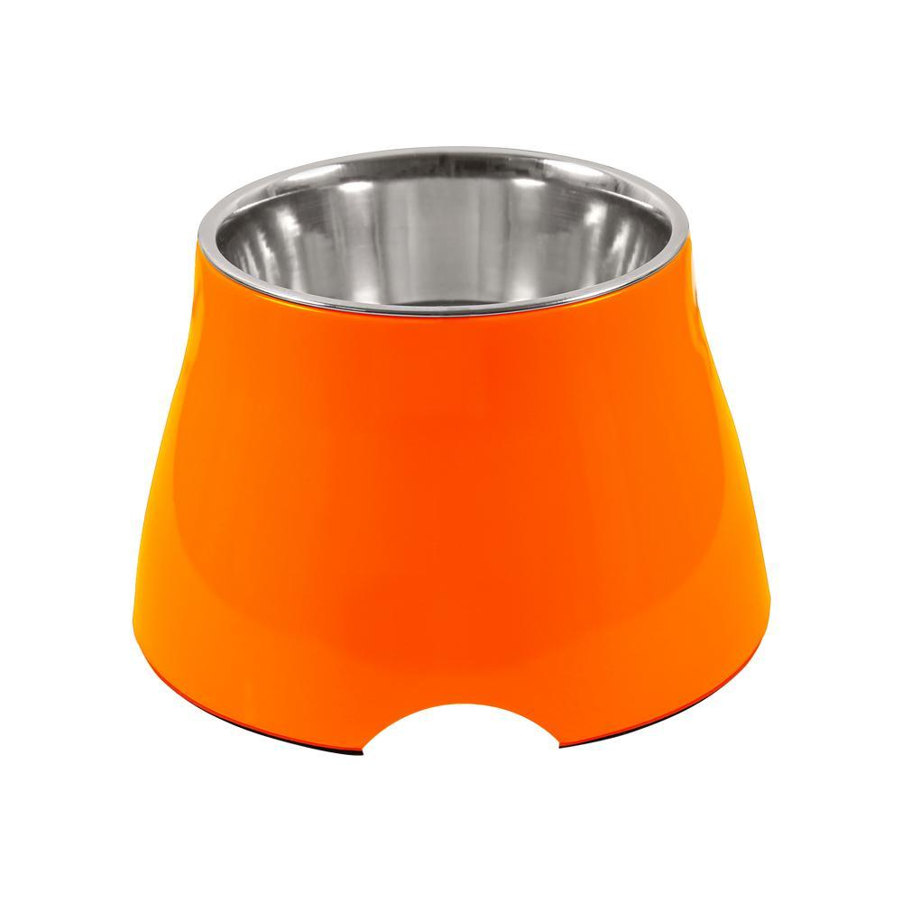 HUFT Ears-Out Cocker Elevated Dog Bowl M