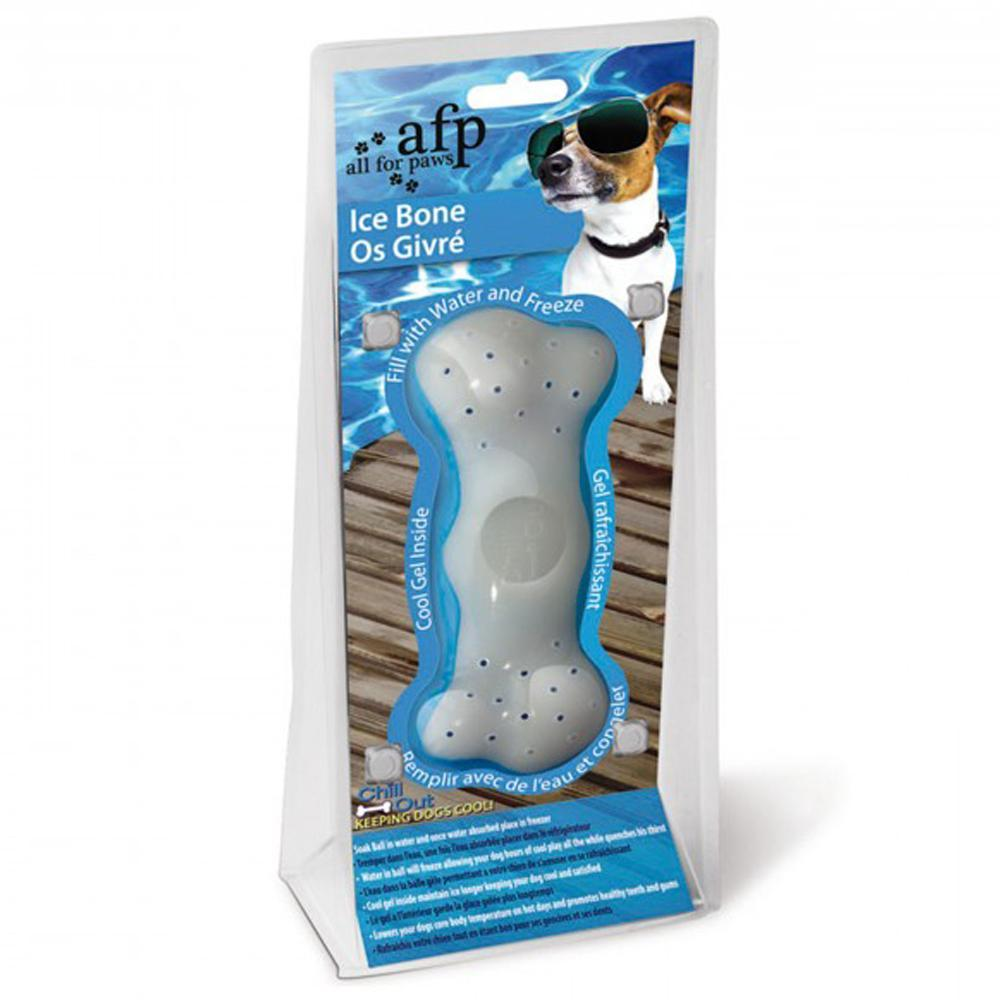 All For Paws Chill Out Ice Bone Dog Toy