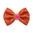 HUFT Jashn Detachable Bow Tie for Dogs Pink
