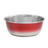HUFT Fade-In Dog Bowl Red
