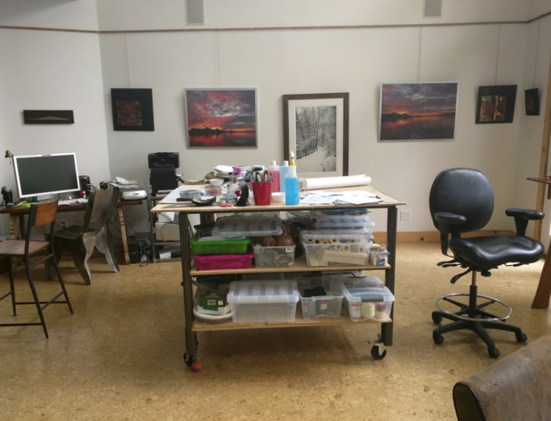My Passions and Art, plus A Studio Tour