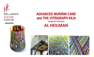 A Murrini Course in Houston on May 5th and 6th, FAMILY ADDITIONS, & Graduation...