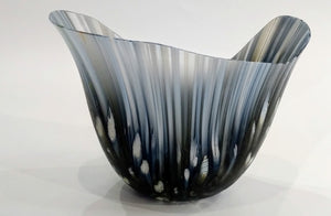 Sea Winds Murrini Glass Vessel