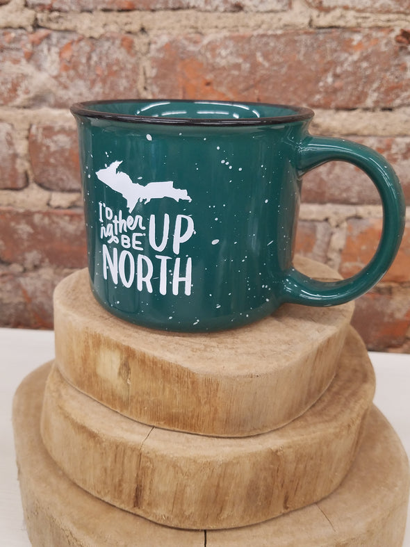 Up North Campfire Mug