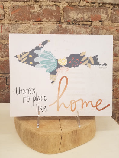 """No Place Like Home"" Plaque, Lg"