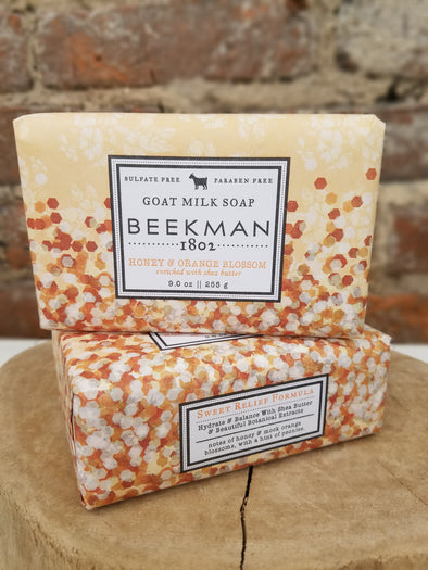 Beekman Bar Soap, 9 oz