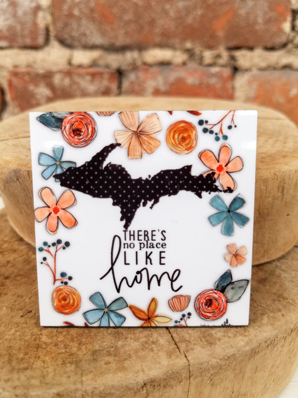 "No Place Like Home ""2"" Magnet"