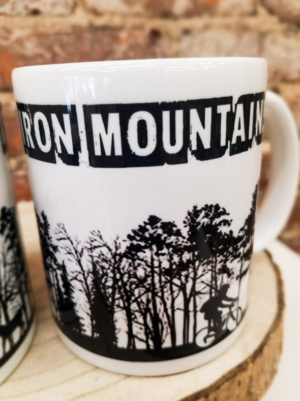 Adventure Begins in Iron Mountain Mug