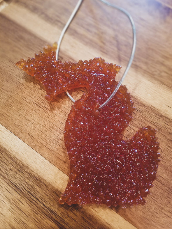 Mr. Hicks' Maple Syrup Air Freshener