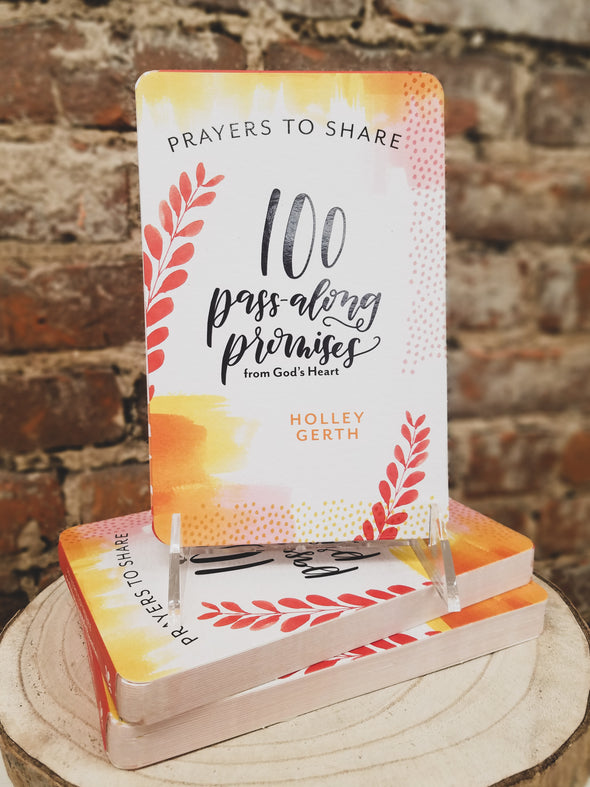 100 Pass Along Promises