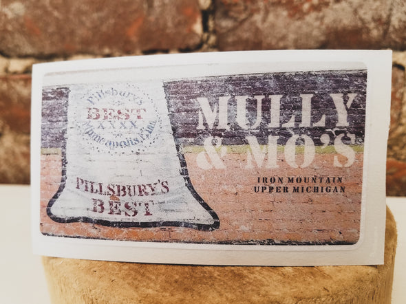 The Mully & Mo's Wall Decal