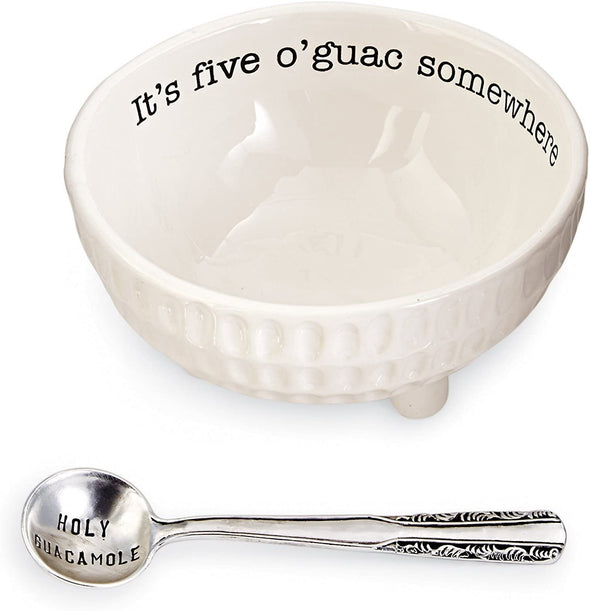 """It's 5 o'guac somewhere"" Dip Set"