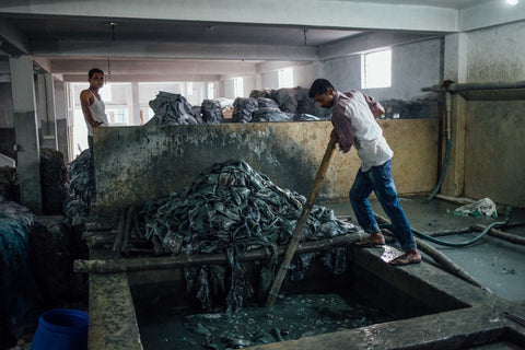 Source: Inside Bangladesh's Polluted, Billion-Dollar Leather Industry from WIRED https://www.wired.com/2017/01/adib-chowdhury-a-thousand-polluted-gardens-inside-bangladeshs-polluted-billion-dollar-leather-industry/
