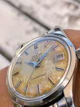 Load image into Gallery viewer, Omega Seamaster Choronometer Automatic 168024 tropical Dial