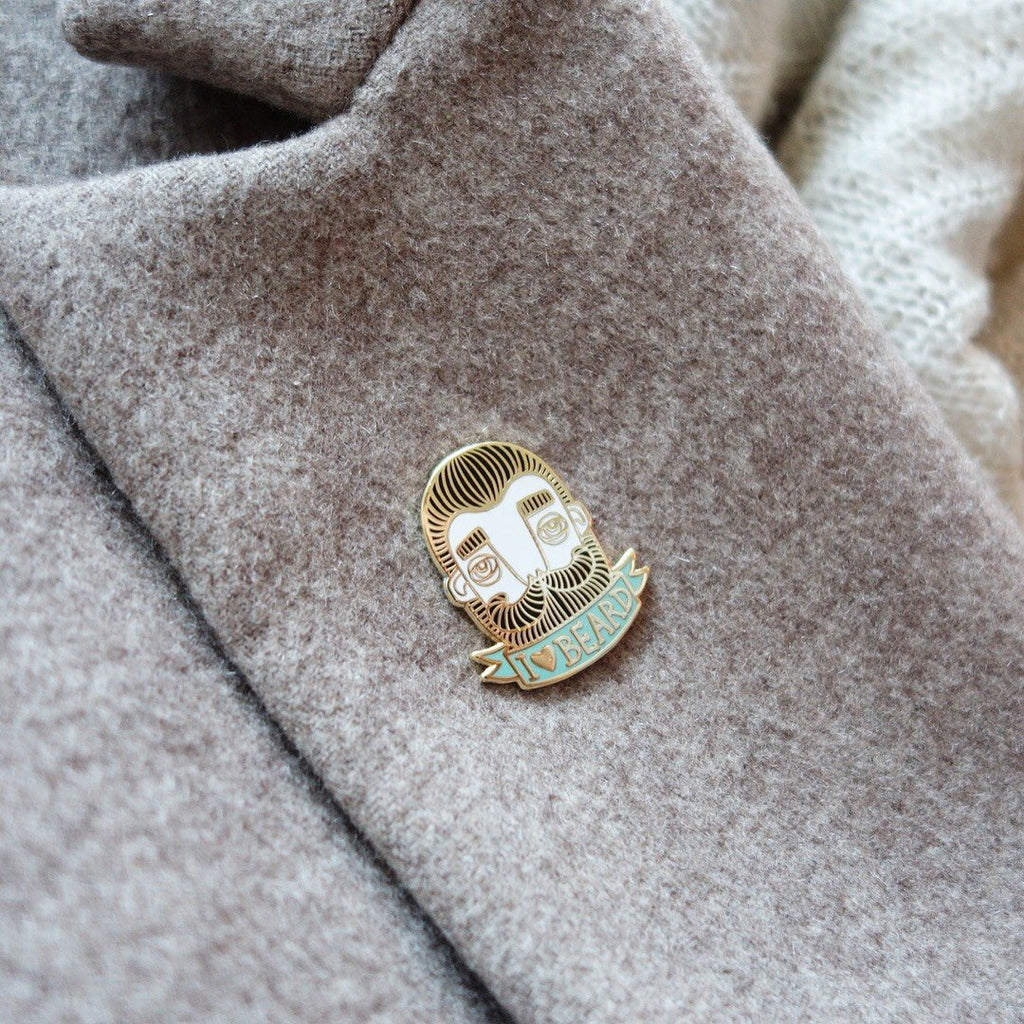 Pin - I love beard