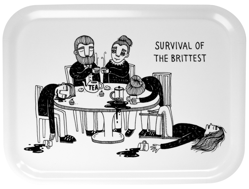 Bricka - Survival of the Brittest