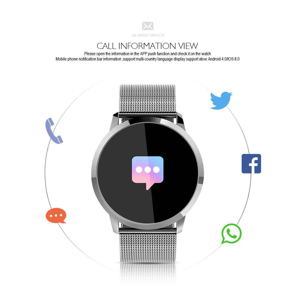 Smart Watch For Men, Heart Rate Monitor/Sleep Monitor
