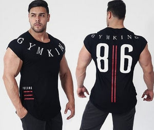Men's Fitness Cross T-Shirt