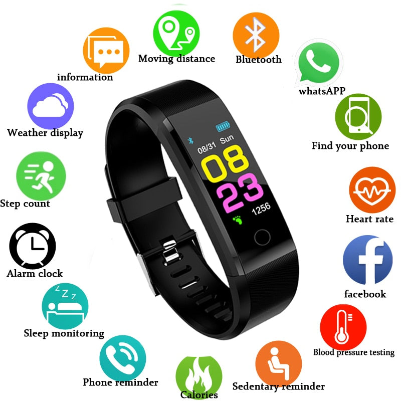 ZAPET New Smart Watch