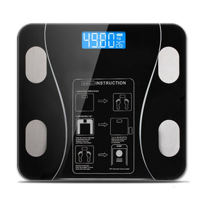 LED Digital Body Fat Scale
