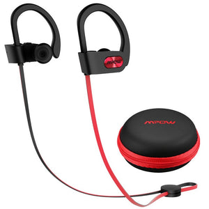 Waterproof Bluetooth 4.1 Headphones (Noise Cancelling)