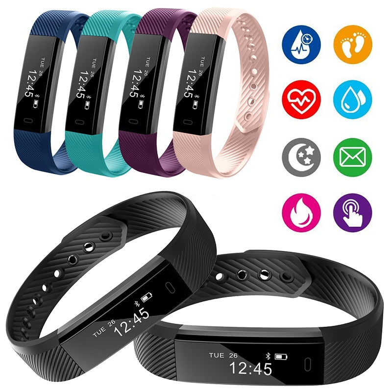 2019 Fitness Tracker/Gym Heart Rate Monitor