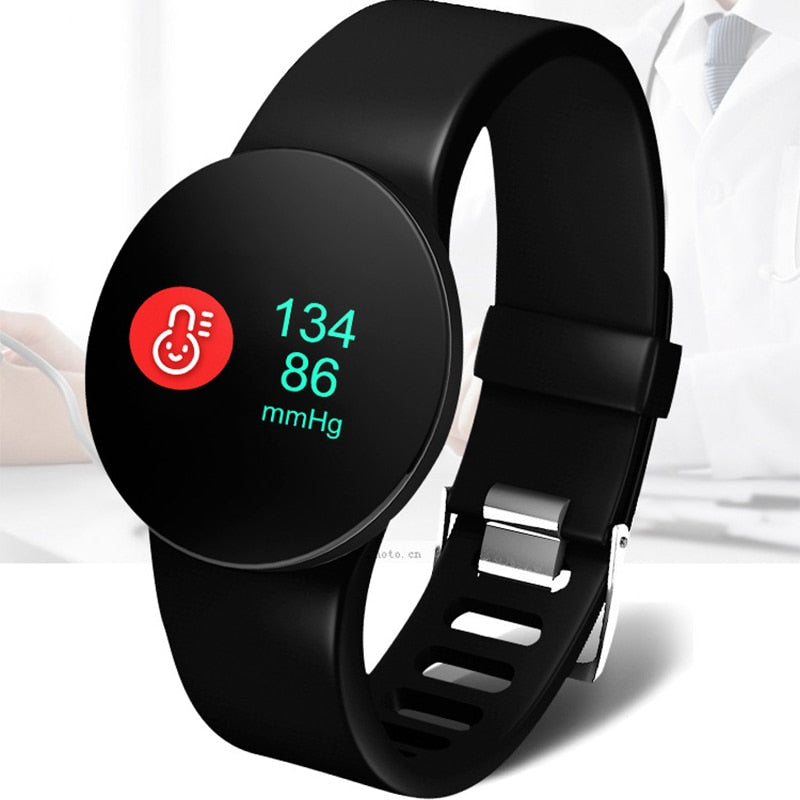 Luxury Fashion LED Smartwatch