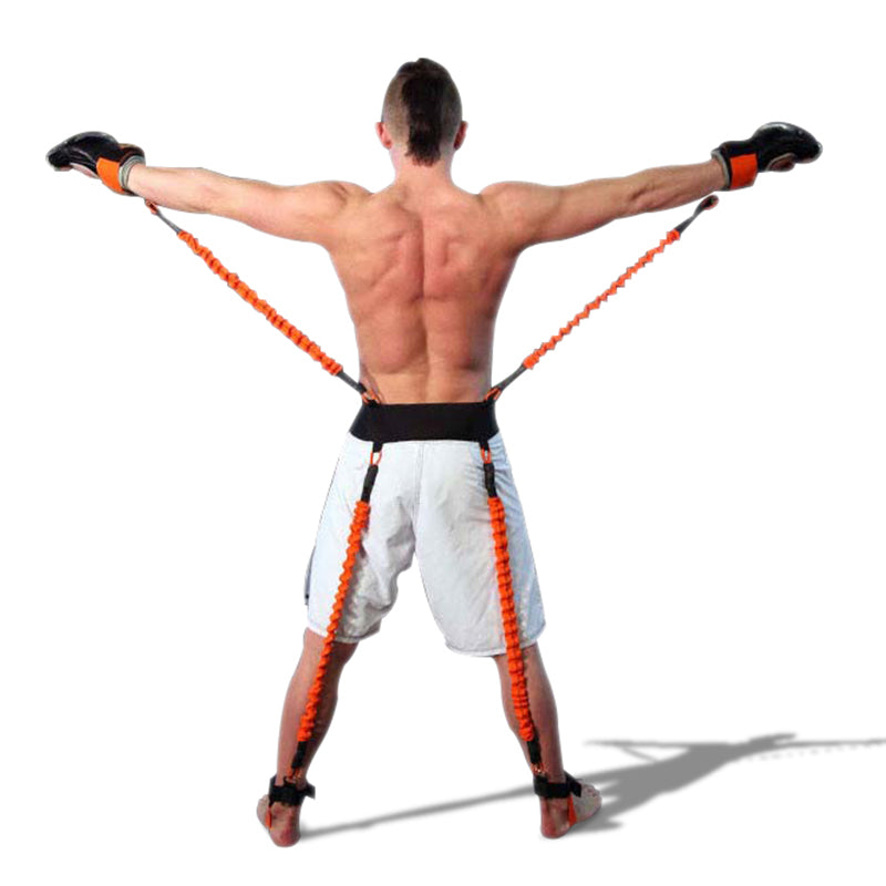 Strong Power Boxing Resistance Bands