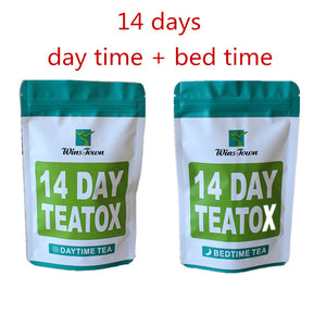 Weight Loss Product 14 Day Detox Fat Burner