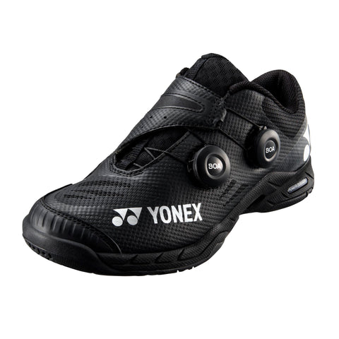 Yonex Power Cushion Infinity (Black) All-around Comfort and Stability Badminton Shoes
