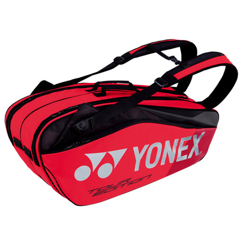 Yonex Professional Series Badminton Bag (Red)