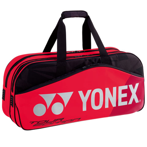Yonex Pro Tournament Bag (BAG9831WEX Red)