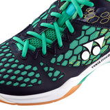 Yonex SHB 03EX Turqoise Badminton Shoes (All Around Support)