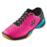 Yonex Power Cushion Eclipsion z Mens (Pink) Yonex's Highest Stability Badminton Shoe
