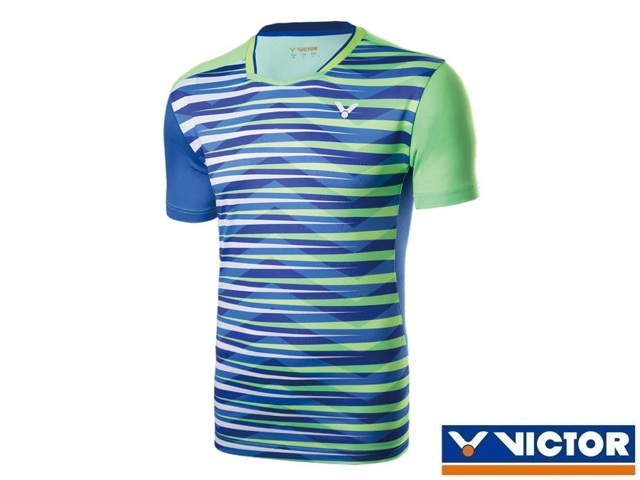 Victor Korea Competition Shirt (Green)