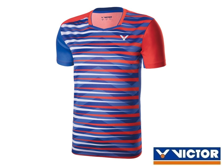 Victor Korea Competition Shirt (Red)
