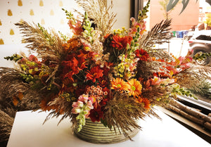 Thanksgiving Florals