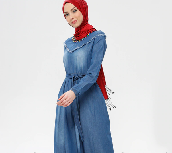Denim-Dresses- code 795695