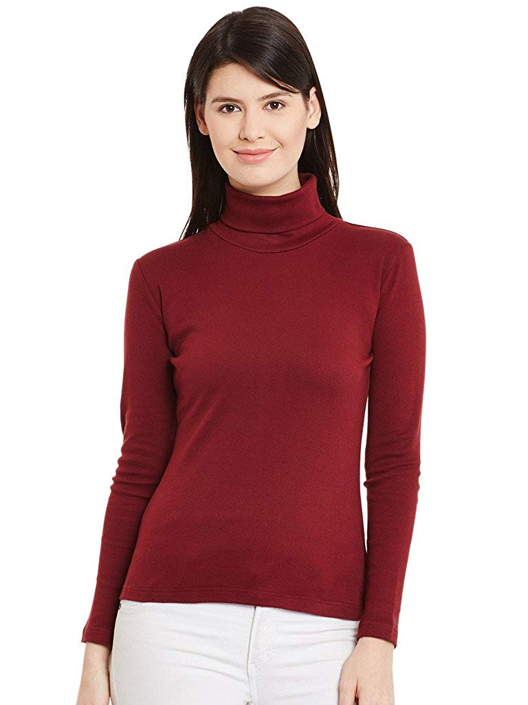 Basic-body-Red t-Shirt For Women