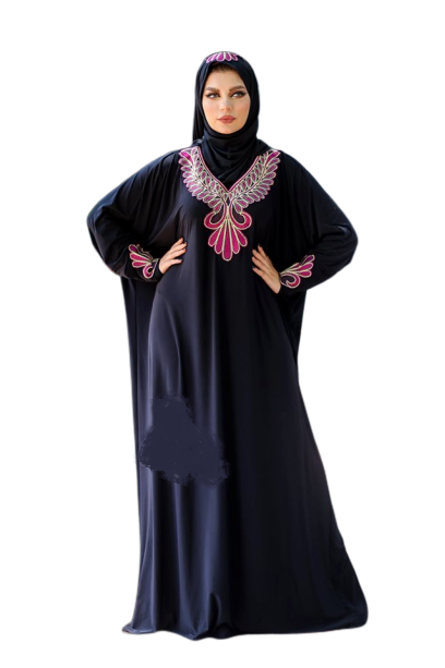Reception Abaya -Kerdan