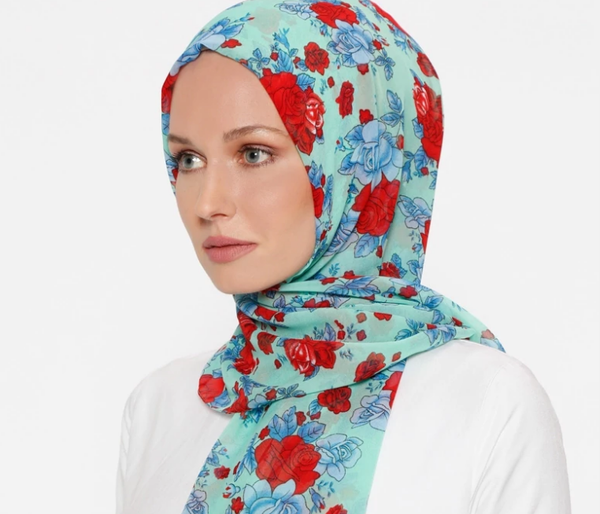Multi - Printed - Shawl-422880