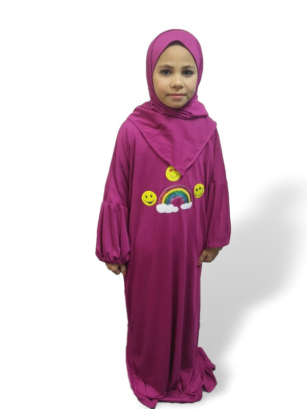 Reception Abaya-isdal- Code 142 for Kids 2