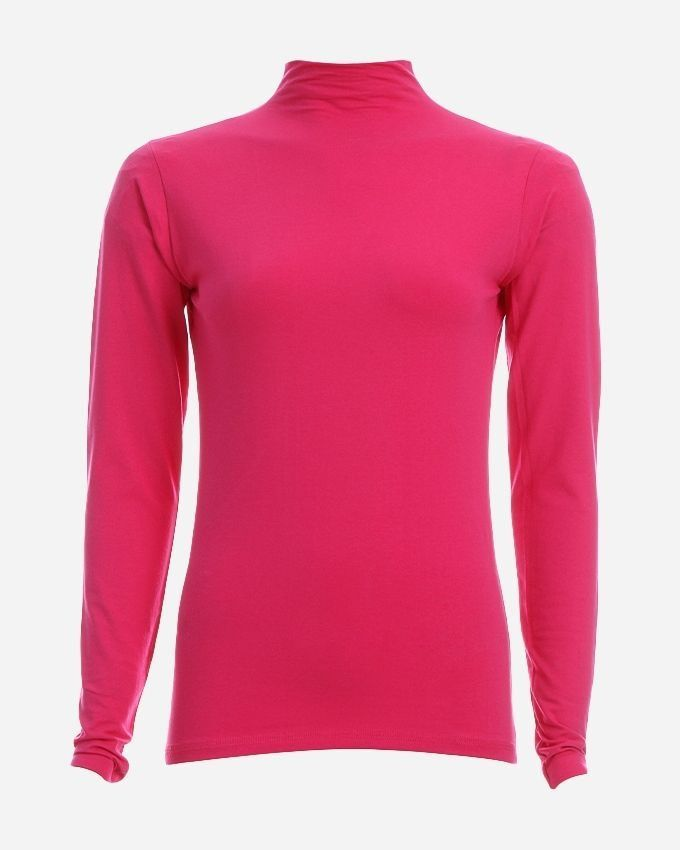 Basic-body-everyday-pink t-Shirt For Women