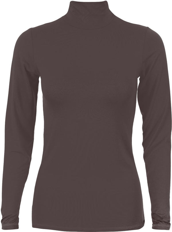 Basic-body-everyday-Gray t-Shirt For Women