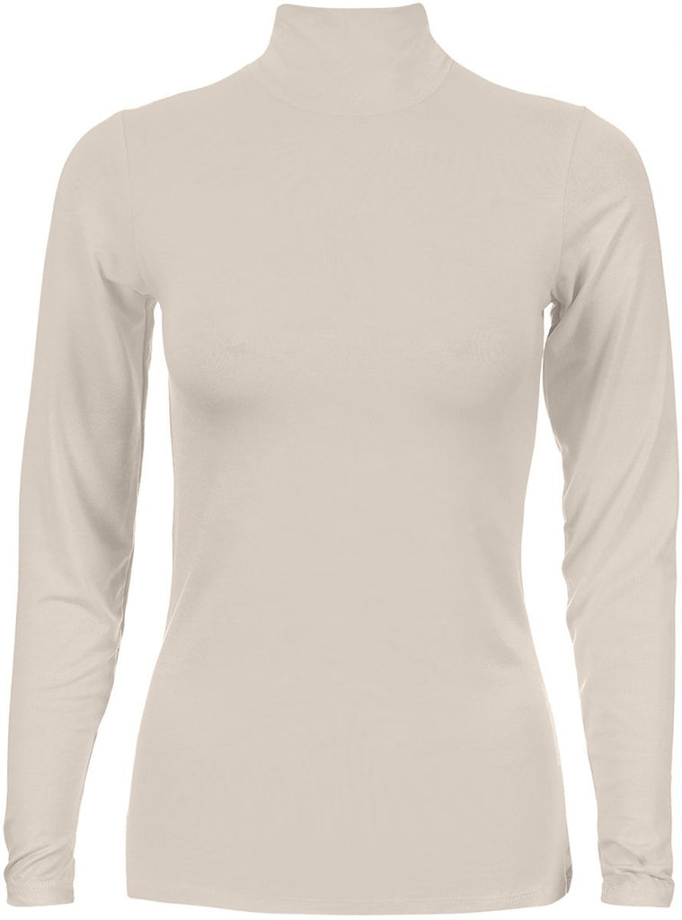 Basic-body-everyday-Beige t-Shirt For Women